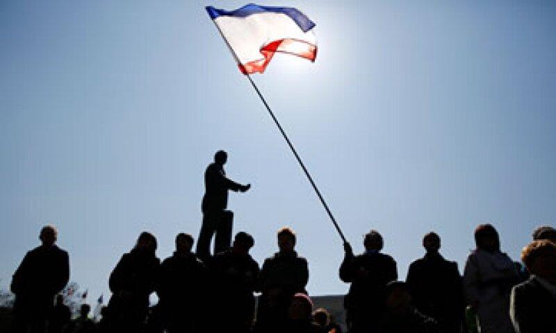 Estados Unidos y Europa han impuesto sanciones a ciudadanos rusos, pero con un efecto limitado. (Foto: Getty Images)