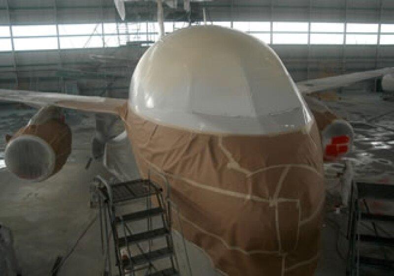 La empresa planea adquirir 35 aeronaves en los siguientes tres años. (Foto: Notimex )