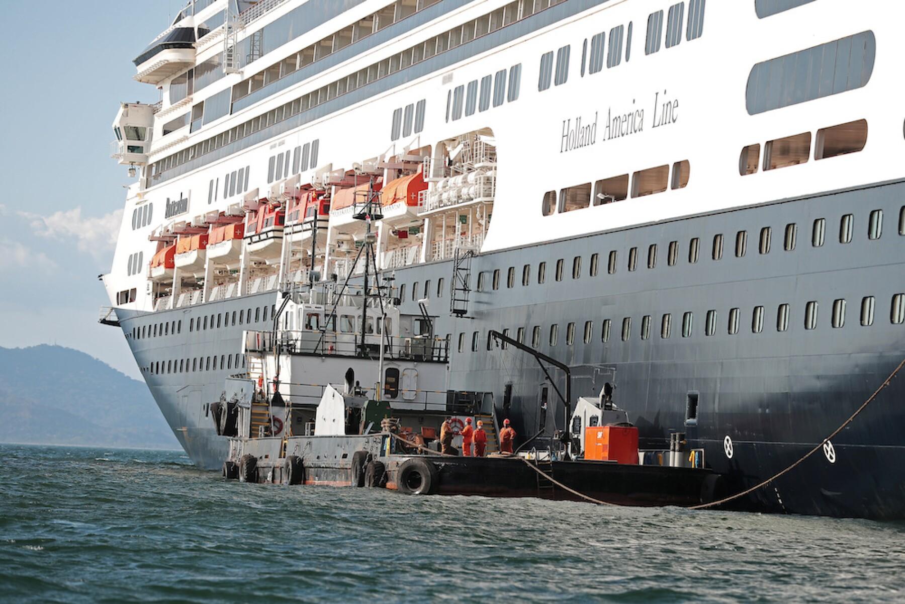 Crucero - Panamá