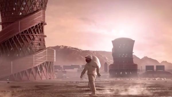 Estas son las casas que la NASA propone para habitar la Luna y Marte