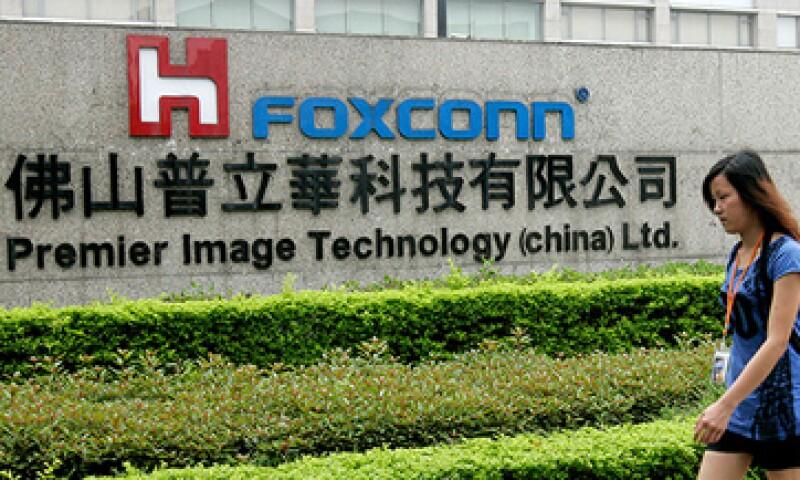 La compañía manufactura alrededor del 40% de los gadgets de electrónica de consumo del mundo. (Foto: Tomada de CNNMoney.com)