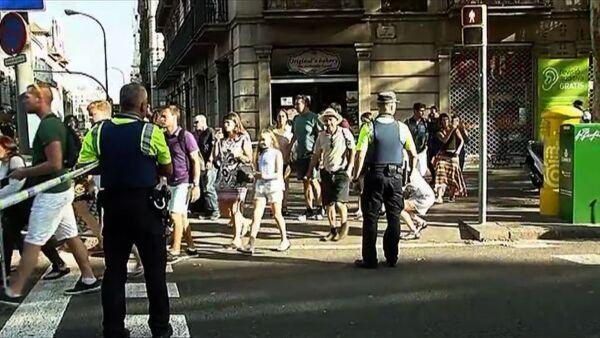 Autoridades de España confirman 13 muertos por ataque en La Rambla
