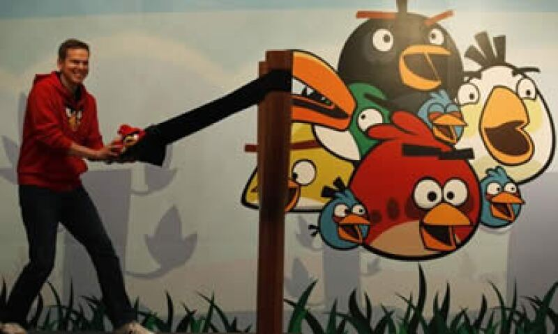 'Angry Birds' ha sido jugado por millones de usuarios en el mundo. (Foto: Reuters)