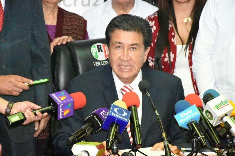 El candidato priista aseguró que los resultados son un mensaje claro para el PRI, para mejorar y cambiar sus gobiernos.