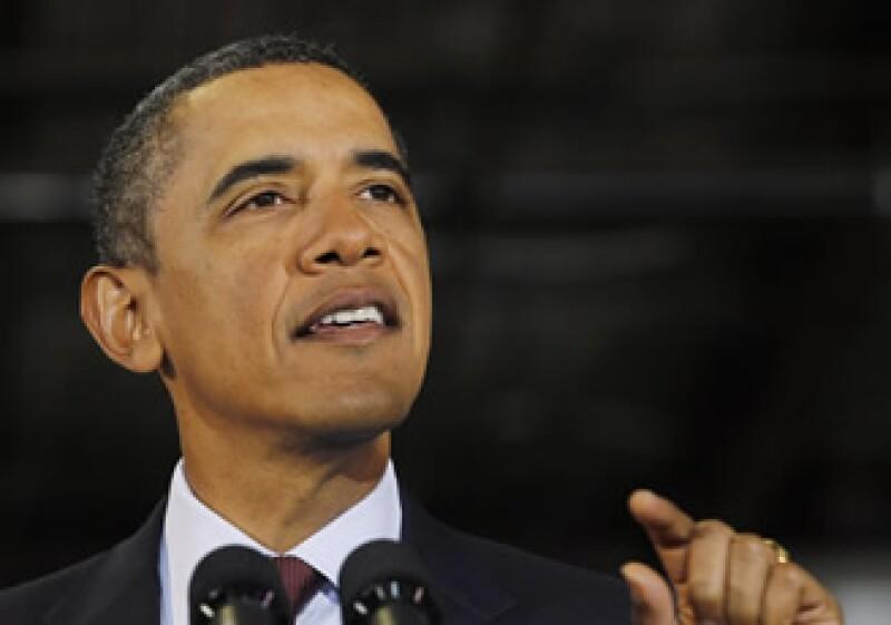 El presidente solicitió a los republicanos velar por la economía en el Congreso. (Foto: Reuters)