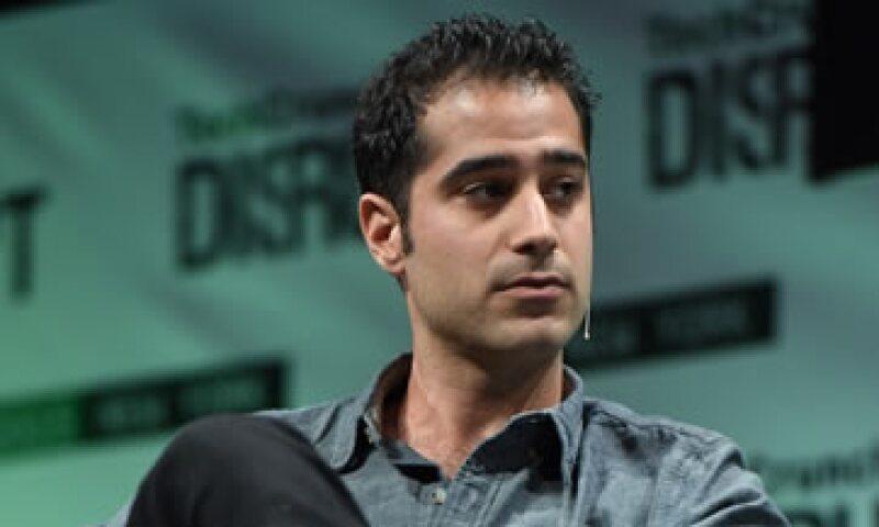 Kayvon Beykpour, el CEO de Persicope, defiende su herramienta frente a alegatos por piratería. (Foto: CNNMoney )