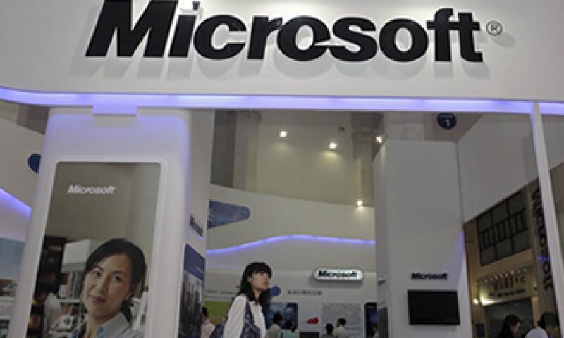 Microsoft también debe combatir el alto índice de piratería en China. (Foto: Reuters)