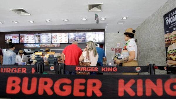 Burger King se remodela