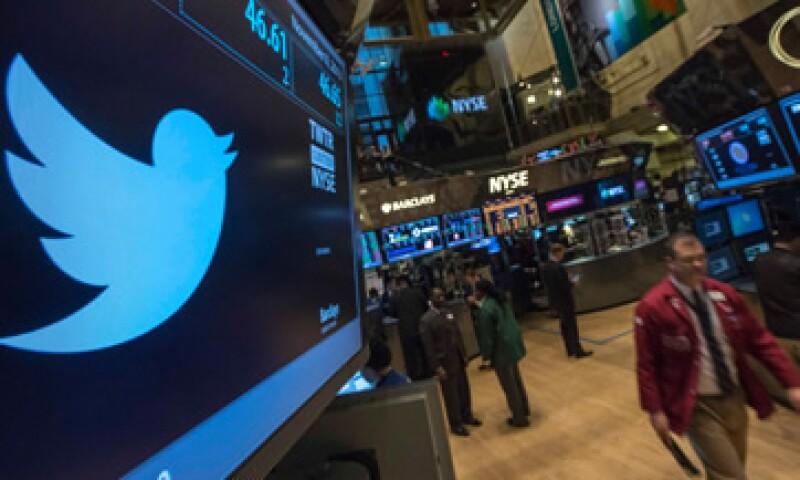 La falta de ganancias de Twitter demostró no ser un obstáculo para cotizar en Bolsa y tener éxito. (Foto: Reuters)