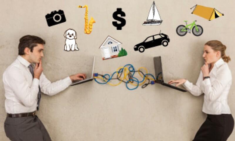 El alquiler de bienes entre particulares por internet proporciona ingresos adicionales a los alquiladores y costos más bajos a quienes pagan por utilizar el bien. (Foto: Especial)