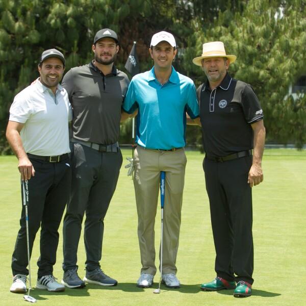 Primer torneo de masters de golf by Maestro Dobel