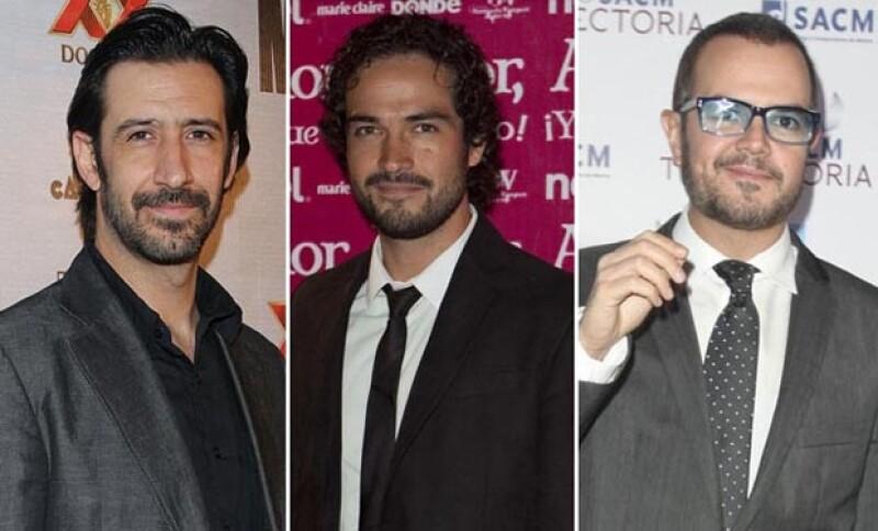 José María Yazpik, Alfonso Herrera y Aleks Syntek expresaron su tristeza por el fallecimiento de la publirrelacionista.