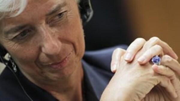 Christine Lagarde negó haber incurrido en malas prácticas en relación a la compra que realizó Caisse des Dépôts. (Foto: Reuters)