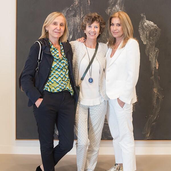 Tatina de Montagud,Elena Barraquer y Purificación García