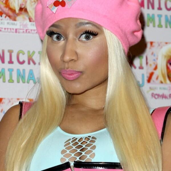 Nicki Minaj cumple 31 años el 8 de diciembre.