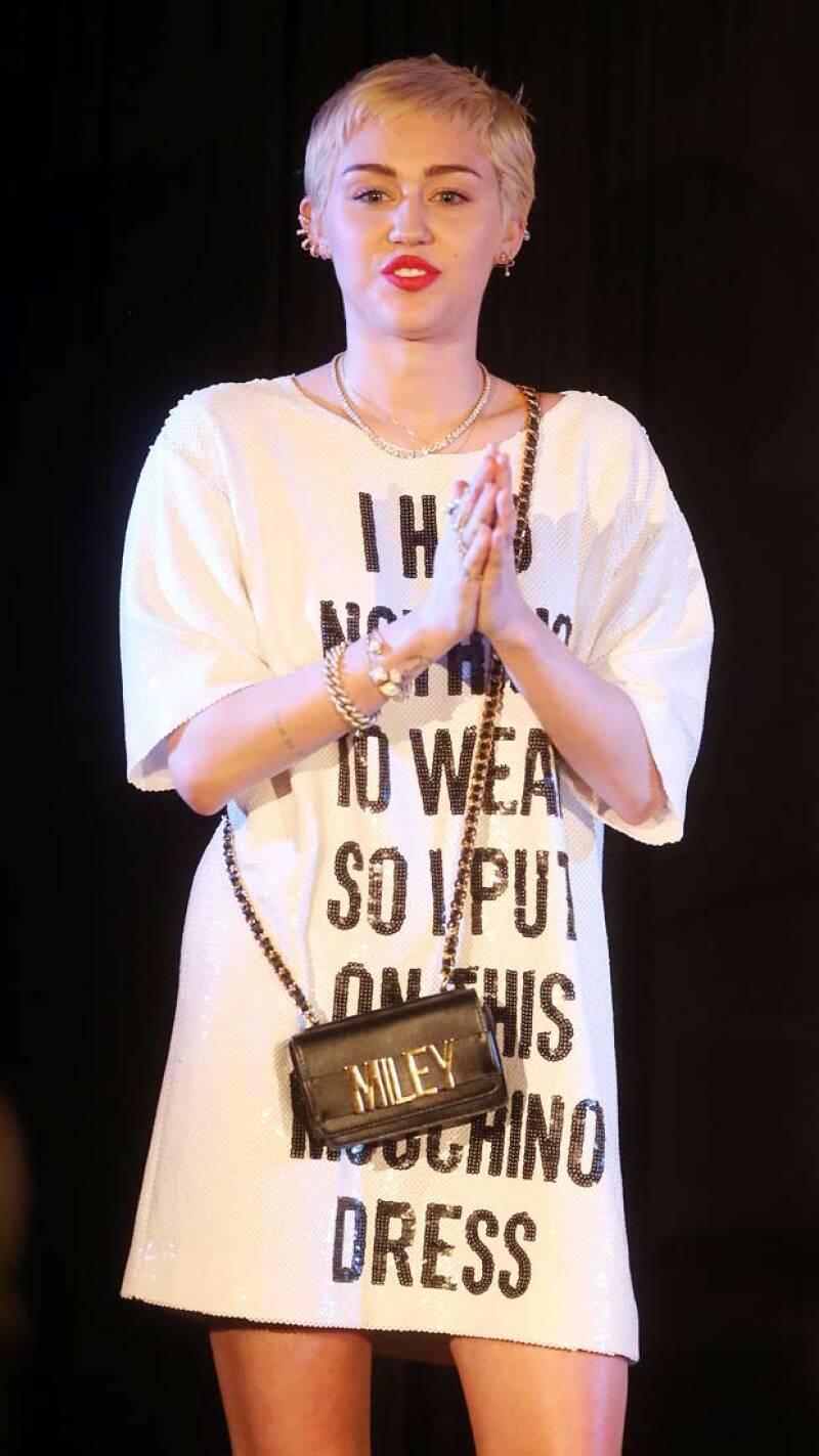 En una entrevista para E!, la cantante reveló su perspectiva sobre este tema, que si bien se tenía pensado lo tomaba a la ligera, resulta ser que no es así.