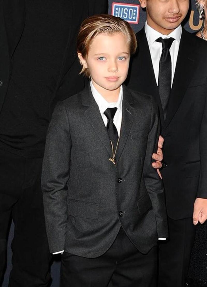 Aunque Shiloh, hija de Angelina y Brad, es la reina de la tendencia, hay otras, como Willow Smith o Harper, que también de ves en cuando usan prendas masculinas. ¿Ya las viste?