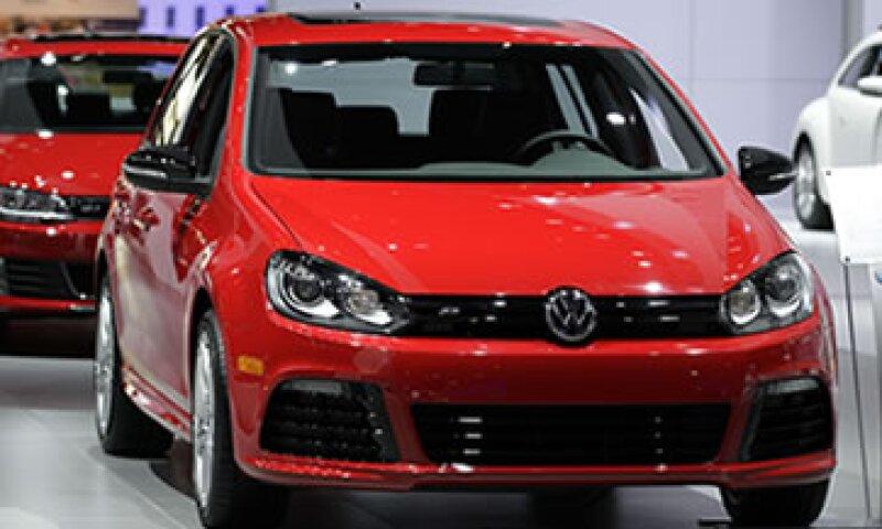 VW espera que los compradores de autos estadounidenses sean más receptivos al nuevo Golf. (Foto: AP)