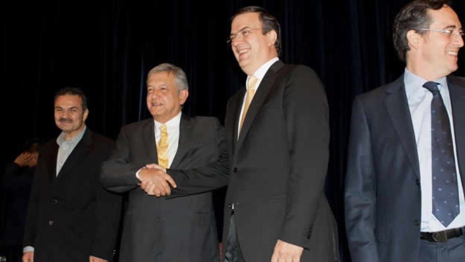 Lopez Obrador resultó el ganador de la encuesta