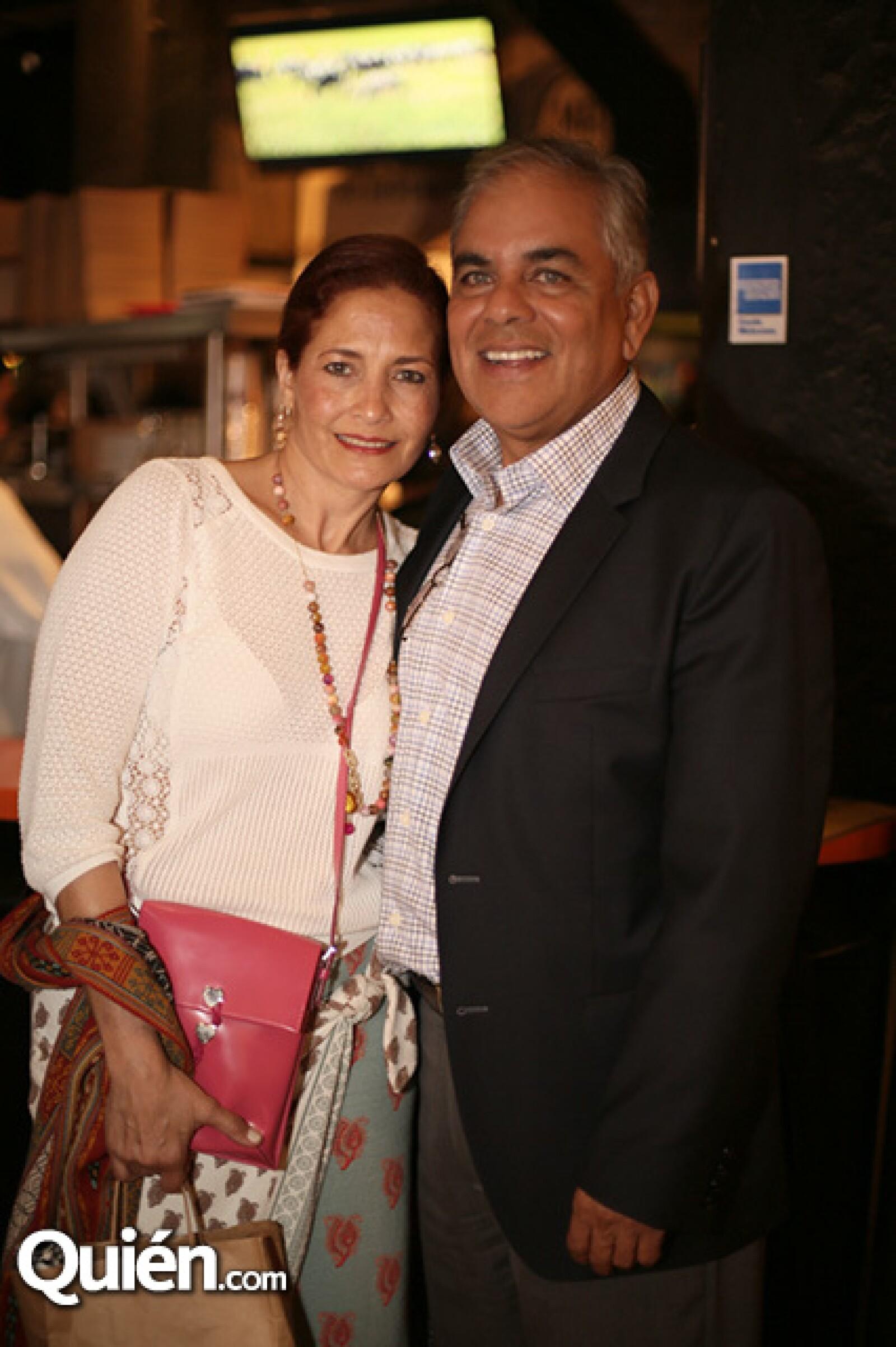 Leticia y Saúl Rodríguez