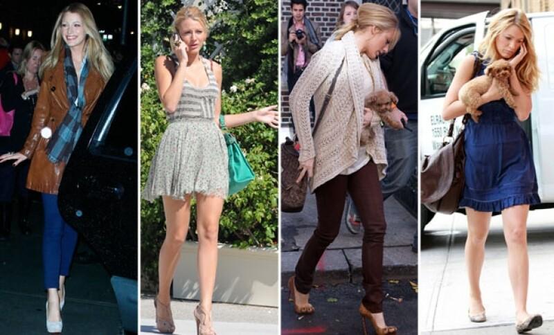 Nuestros lectores votaron para decidir quién es la chica de moda favorita. La esposa de Ryan Reynolds resultó vencendora pasando por encima de Leighton Meester y Olivia Palermo.