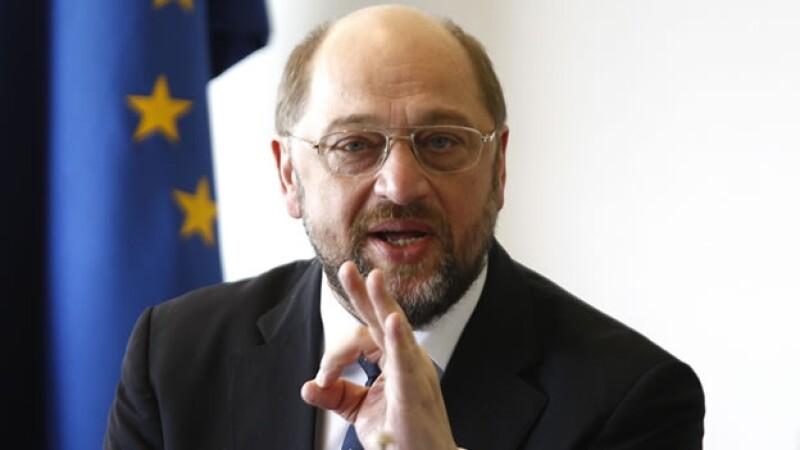 Martin Schulz presidente parlamento europeo