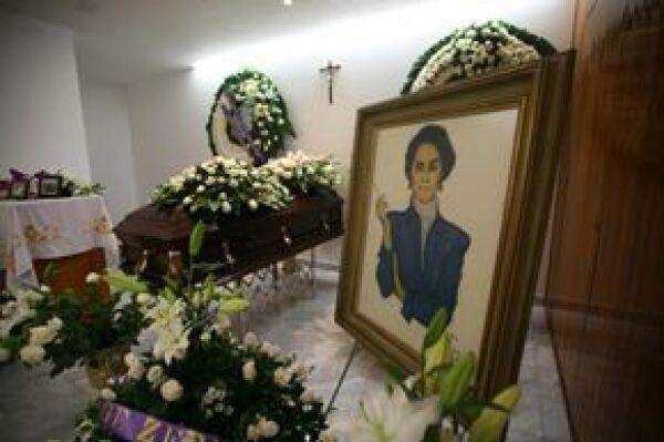 Fernanda Villeli será cremada este martes y sus restos descansarán en la iglesia de Fátima, al lado de los de su esposo Francisco Fuentes, con quien estuvo casada durante 57 años.