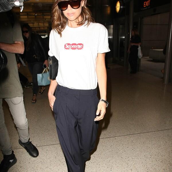 Celebrity Sightings In Los Angeles - April 17, 2017