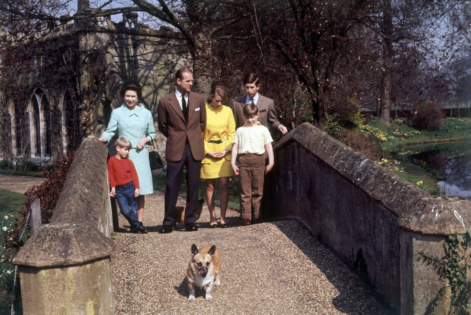 Royal familiy, 1968