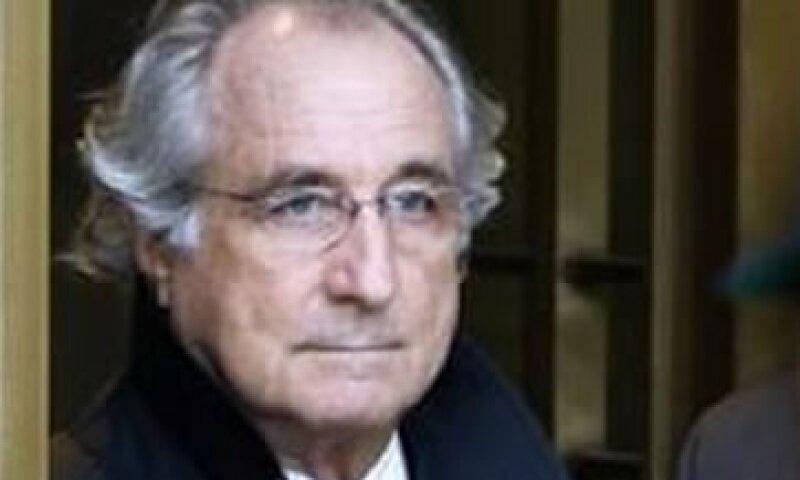 Bernie Madoff fue condenado a 150 años en prisión en 2009. (Foto: Archivo)