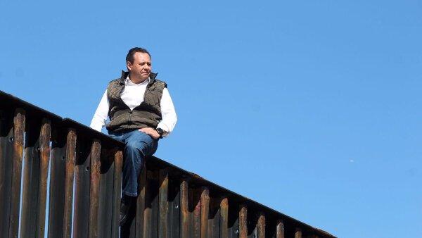 Visita a la frontera