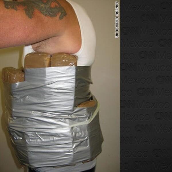 Cuerpo - tráfico de drogas