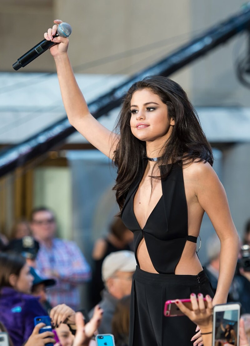 La cantante respondió de la mejor manera a sus haters: recuperando su sensual figura y mostrándola en cada ocasión que puede.