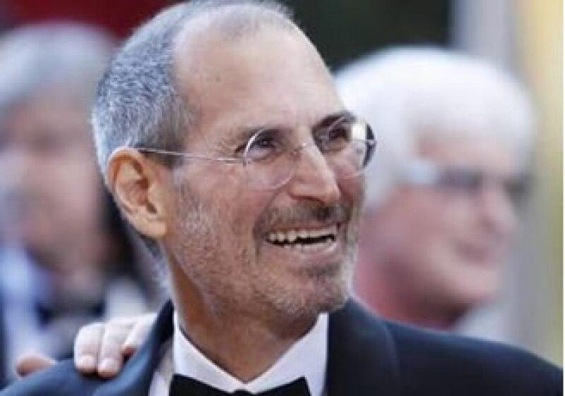 El líder de Apple, Steve Jobs, sabe cómo aprovechar las audiencias masivas que Hollywood atrae. (Foto: Reuters)