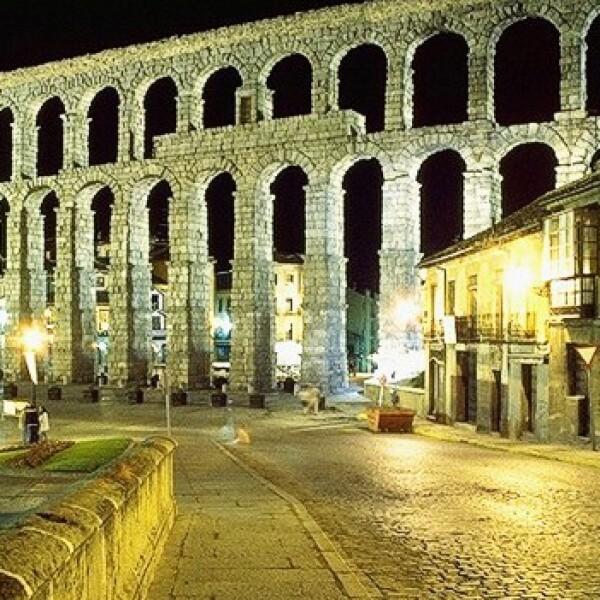acueducto Segovia España