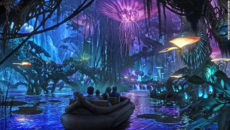 Pandora, el mundo de Avatar (Florida, Estados Unidos)