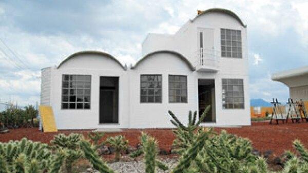 Casaflex quiere llevar sus sistema de vivienda prefabricada fuera de las fronteras de México. (Foto: Especial)