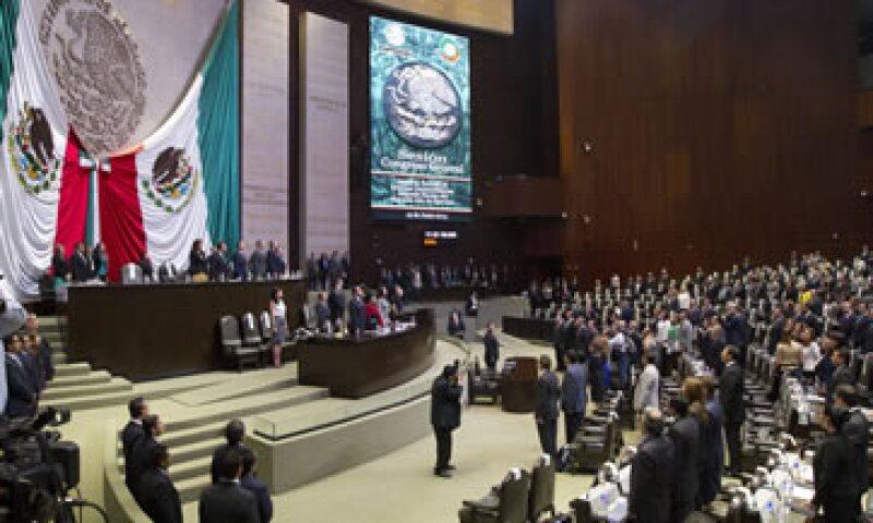 Si los diputados no realizan cambios a lo enviado por el Senado, la ley secundaria se enviará para promulgación. (Foto: Notimex)