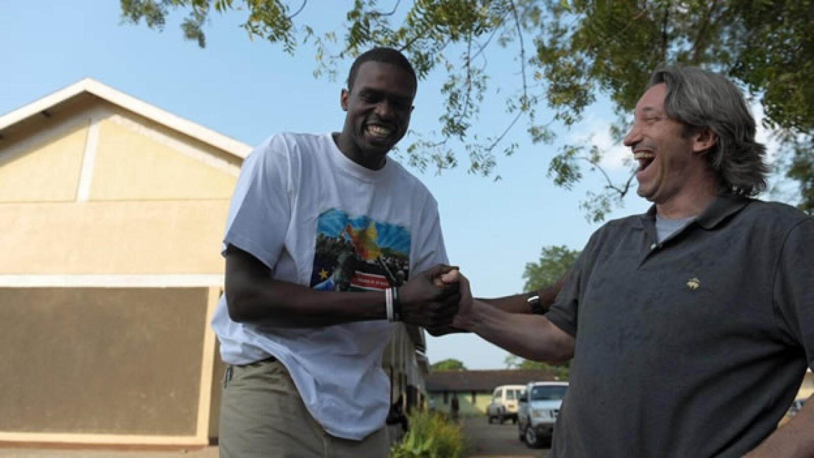Sudán del Sur - derechos humanos - basquetbol