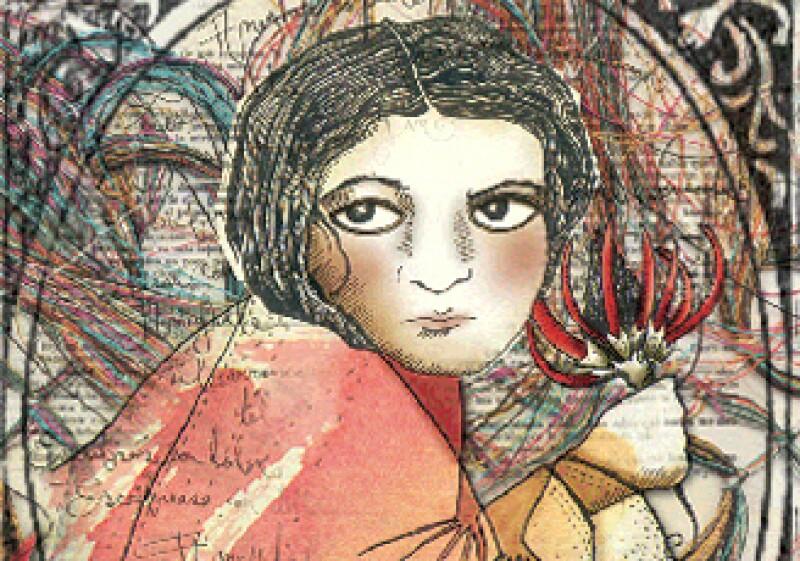 La ilustradora ha participado en diversas publicaciones infantiles. (Foto: Cortesia-MZ)