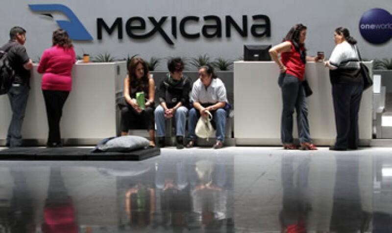 Mexicana de Aviación y sus filiales dejaron de operar desde el 28 de agosto de 2010. (Foto: Cuartoscuro)