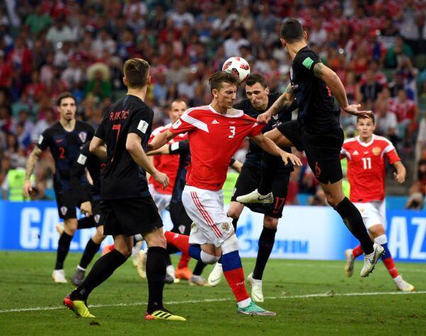 Cuartos de Final Croacia Rusia 2018