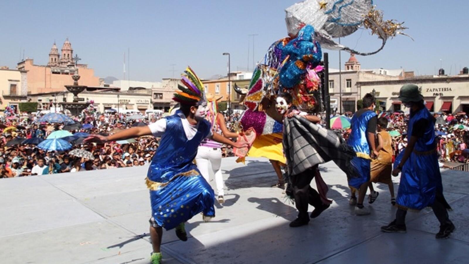 Carnaval en Michoacán