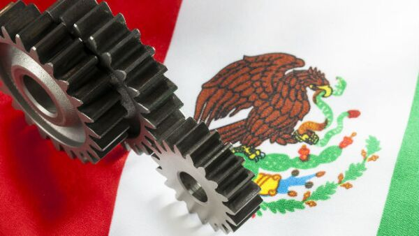 ilustraci�n sobre la industria mexicana