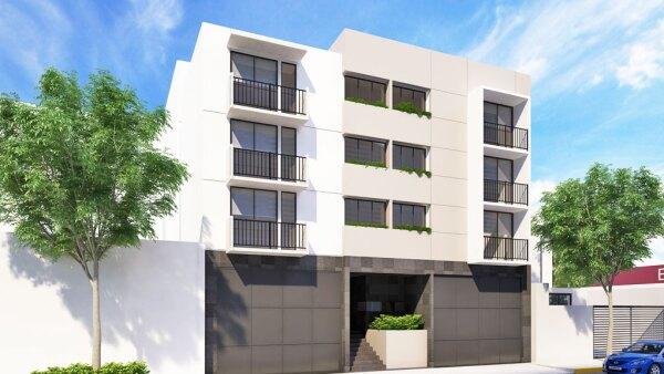 Quiero Casa construyen vivienda de 1.3 millones de pesos en promedio en desarrollos de hasta 6 niveles.