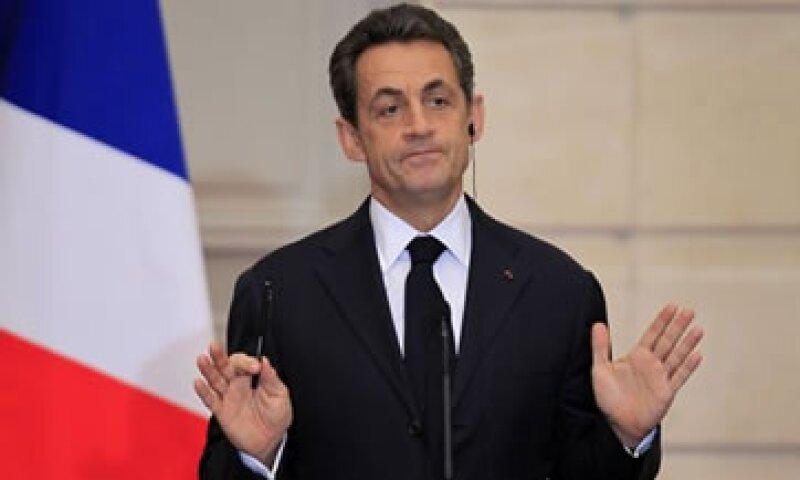 Sarkozy espera que el acuerdo esté ratificado para el verano boreal del 2012. (Foto: Reuters)