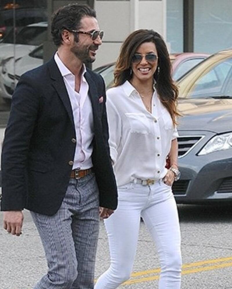 Eva y Pepe iniciaron su noviazgo a finales de 2013 y el pasado mes de diciembre fueron captados por primera vez de la mano.