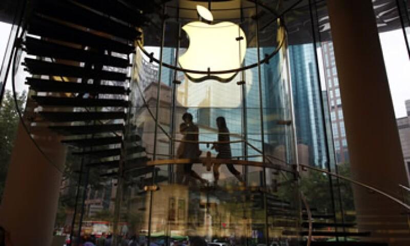 Las tiendas de Apple representan su primer punto de contacto para vender sus productos al público. (Foto: Reuters)