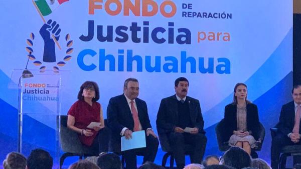 Fondo de reparación de Justicia para Chihuahua