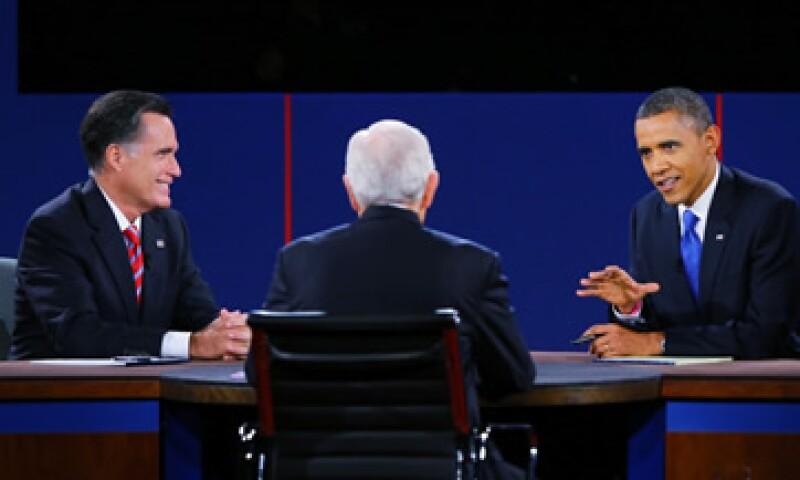 Unas 5.8 millones de personas en EU vieron el debate a través de CNN. (Foto: Getty Images)